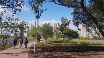 В сентябре откроют Парк Героев-пожарных на юге Петербурга