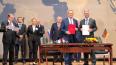 Администрации городов Выборга и Грайфсвальда подписали ...