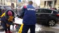В центре города ликвидировали22 нелегальные торговые ...