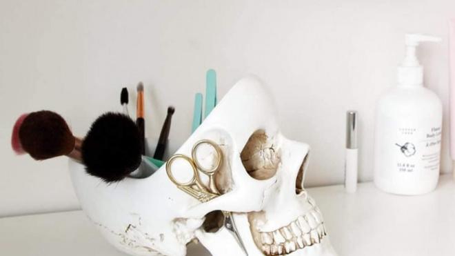 Бизнес по продаже черепов переместился с eBay в Instagram