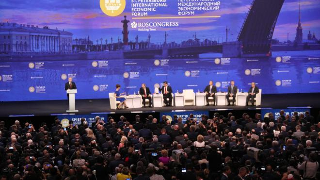 Состав оргкомитета по подготовке ПМЭФ в 2021 году изменился