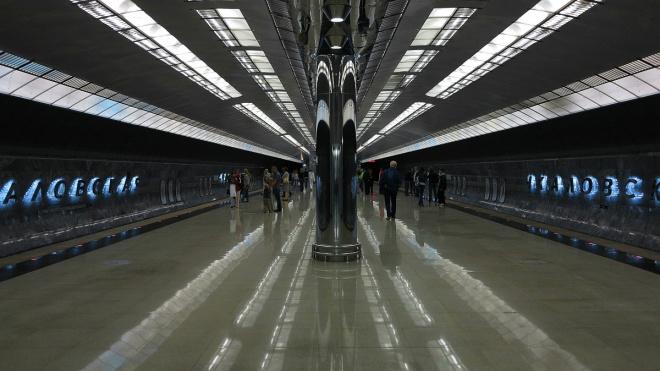 В метро Екатеринбурга ребенок упал на пути