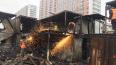 ККИ сносит нелегальный стройгородок на Московском шоссе