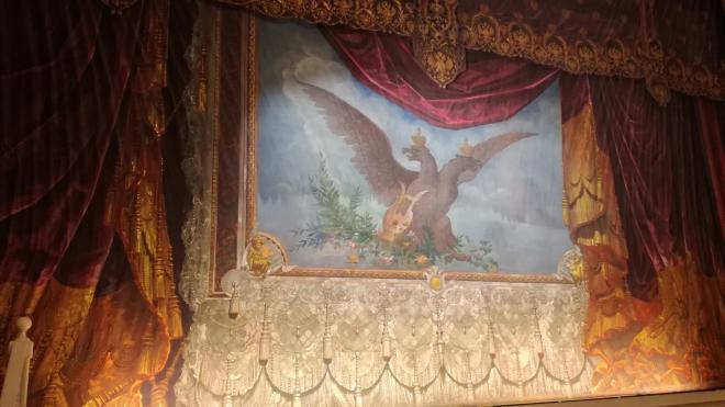 На сцене Эрмитажного театра представили воссозданные миниатюры Якобсона