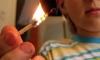 Жительница Вологды бросила малолетнего ребенка в огне пожара
