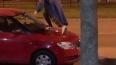 Петербуржцев возмутили подростки, прыгавшие по машинам ...