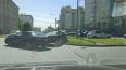 На Варшавской улице столкнулись три автомобиля