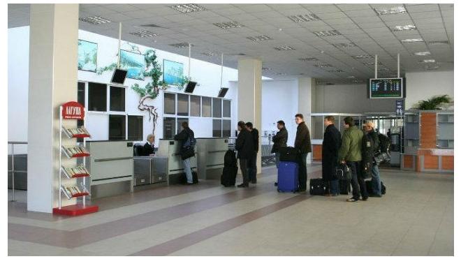 На субсидирование авиарейсов между Калининградом и Крымом выделено 26 млн рублей