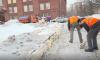 В Петербурге очистили почти 80% улиц и крыш