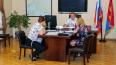 Глава районной администрации Выборга встретился с ...