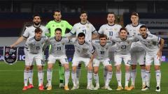 Сборная России по футболу осталась на 39-м месте в рейтинге ФИФА