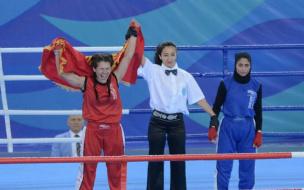 Юлия Борисова из Выборга стала чемпионкой Азии по кикбоксингу