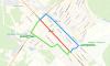 Время перекрытия участка автодороги М-10 в Тосно 9 мая изменено