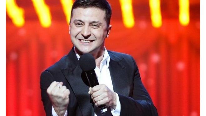 Зеленский стал президентом Украины