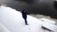 Сотрудник Росгвардии спас женщину, которая упала в Мойку