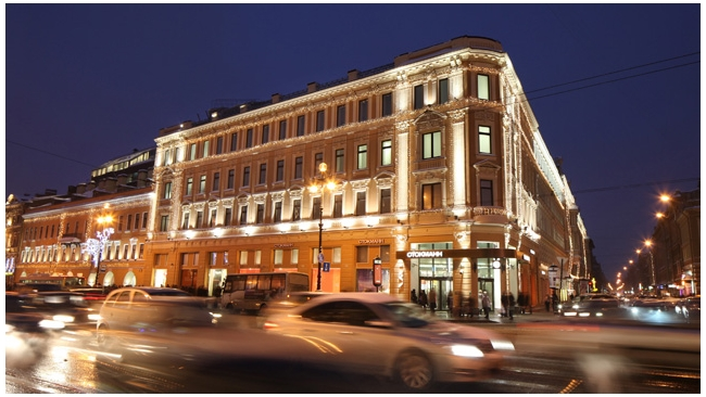 Концерн Stockmann в 2011 году увеличил оборот до 2 млрд евро