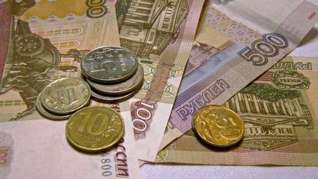 Средняя максимальная ставка рублевых вкладов топ-10 банков РФ опять чуть-чуть подросла