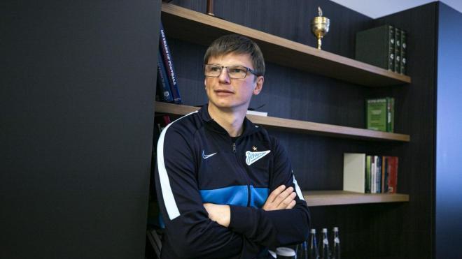 """Андрей Аршавин получил новую должность в """"Зените"""""""