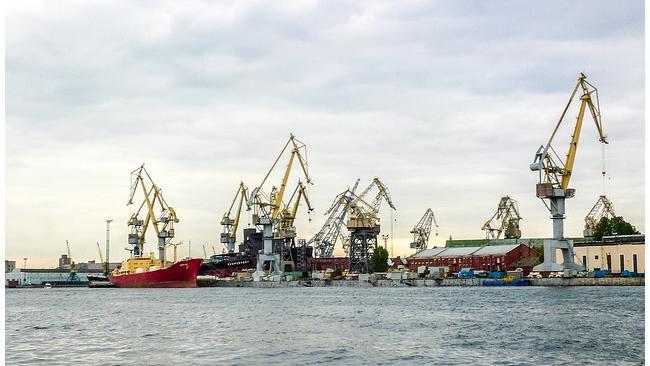 Морские порты России в первом квартале на 4,5% снизили грузооборот