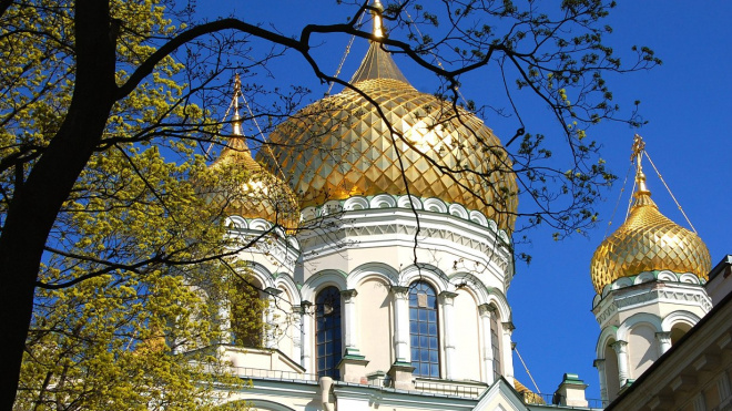 В Петербурге пройдёт реконструкция Воскресенского Новодевичьего монастыря