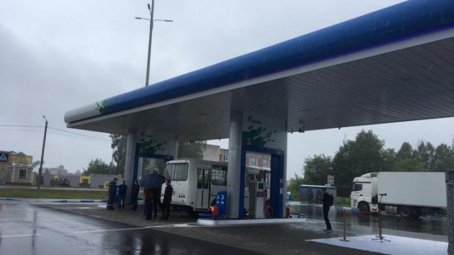 За три года в Ленобласти появится еще 21 заправочная станция, использующая природный газ
