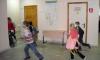 Из горящей школы в Петроградском районе эвакуированы все ученики