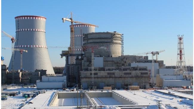 Новый энергоблок Ленинградской АЭС-2 введен в промышленную эксплуатацию