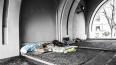 Эксперт: бездомность в Петербурге молодеет