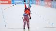 Россиянка Юрлова завоевала золото в гонке преследования ...