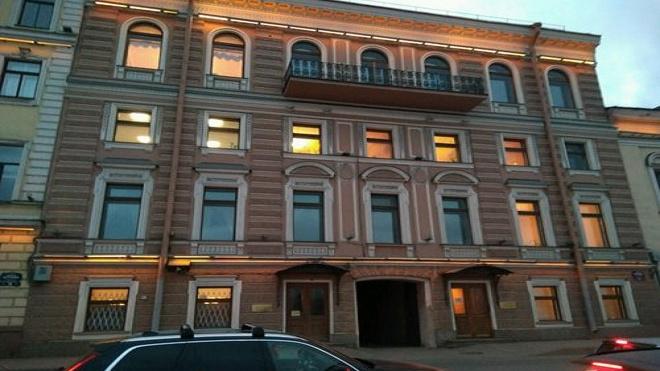 В Петербурге заминировали представительство МИД из-за задержанных украинских моряков