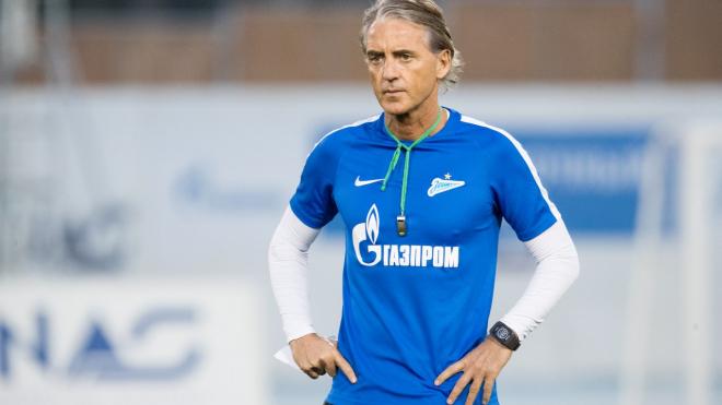 Манчини станет тренером сборной Италии