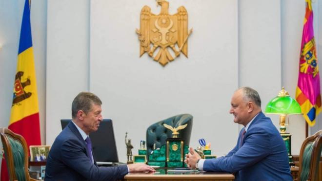 Президент Молдавии посетит Россию после поражения на выборах