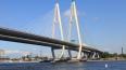 На Большом Обуховском мосту закрываются на ремонт ...