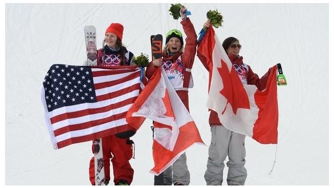 Фристайл, слоупстайл: канадка Хоуэлл выиграла золото, россиянка – 21-ая