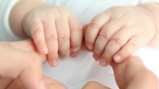 В больнице Петербурга родился первый в 2021 году малыш от мамы с коронавирусом