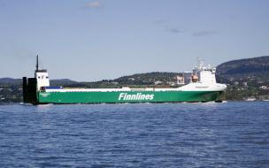 В Хельсинки задержали судно с российским оружием для Сирии