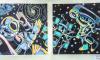 В Ленобласти прошел конкурс рисунков и работ школьников, посвященных Дню космонавтики