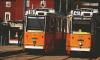 Трамваи изменят маршруты из-за ремонта Кронштадтского путепровода