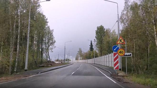 Проезд по трассе М-11 Москва - Петербург может открыться до 29 сентября