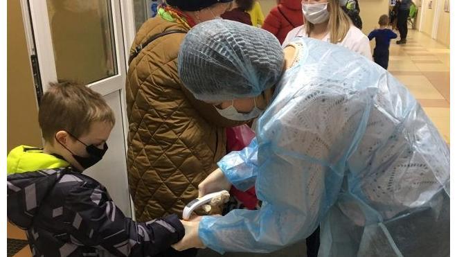 Больницы Выборгского района нуждаются в волонтерах
