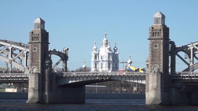 В Петербурге в 2021 году юбилей отметят 23 моста. Самому взрослому — 255 лет