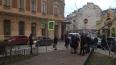 Эвакуировали университет имени Герцена из-за сообщения ...