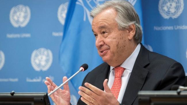 Генсек ООН: вспышка COVID-19 в мире остается неконтролируемой