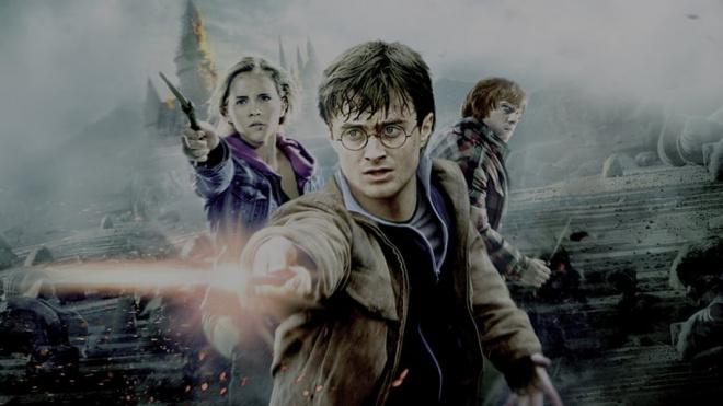 """Лекция """"Гарри Поттер. Превращение"""""""