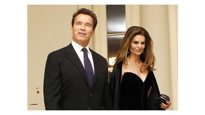 Арнольд Шварценеггер разводится с женой