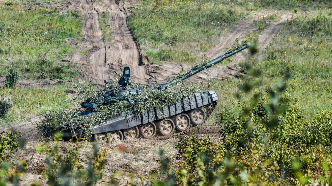 В Ленобласти прошли учения у мотострелков общевойсковой армии ЗВО