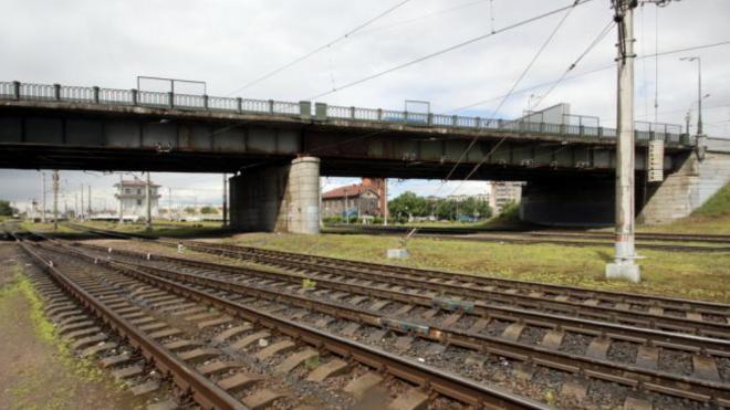 Работы на Лиговском путепроводе завершат к ноябрю 2021 года