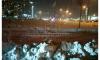Чиновники возмущены неубранными сугробами на остановках в Ленобласти