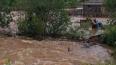 Бокситогорский район накрыло наводнением