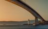 Крымский мост соединит берега уже осенью